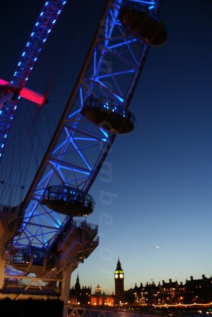 WDD13 London Eye close up