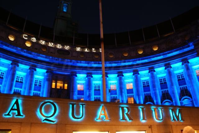 Aquarium & County Hall