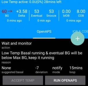 Open Loops, Closed Loops and Tim Omer's Hackabetes Artificial Pancreas Project (HAPP)