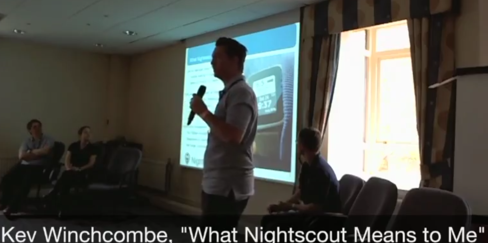 Nighscout FFL, Kev, what nightscout means