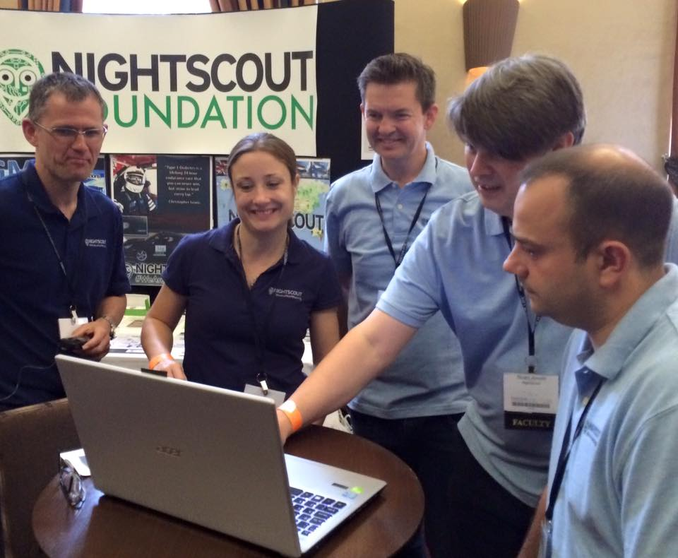Nightscout team, anonymous