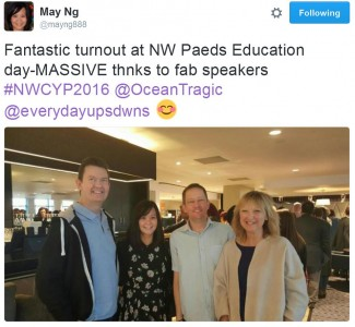 Children's and Young People's Network North West Education Day - #CYPNW2016