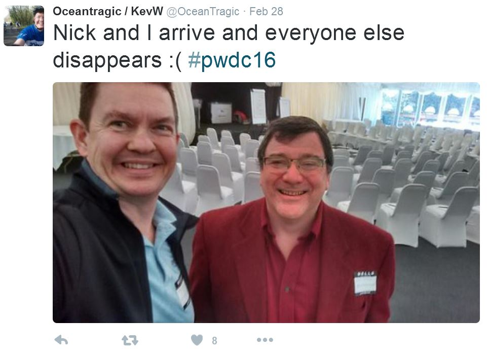 pwdcarrival
